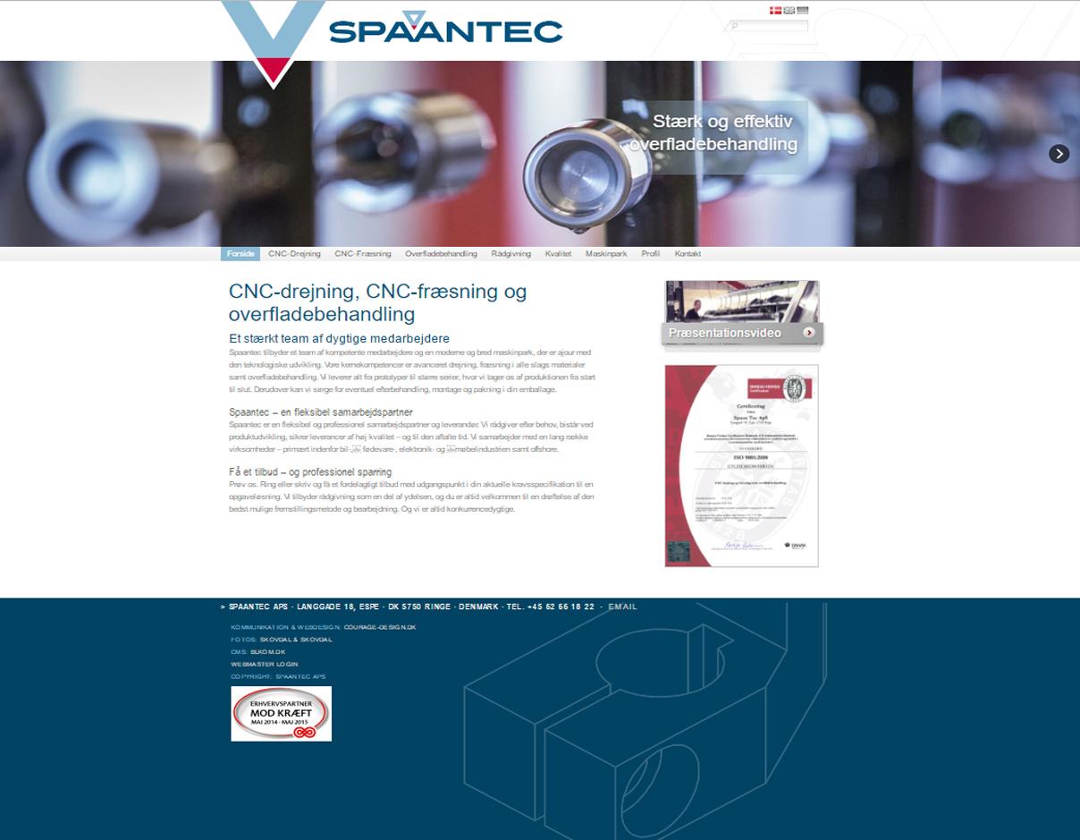 Spaantec CNC