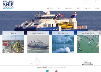 Valling Ship Management