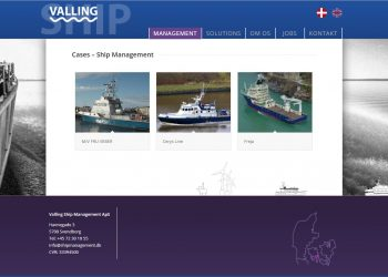 Valling Ship Management